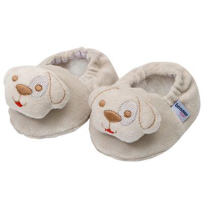 Imagem 1 do produto Pantufa para bebe Cachorrinho - Biramar Baby