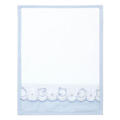 Imagem 2 do produto Kit com 2 fraldas de boca atoalhadas Ursinhos - Classic for Baby
