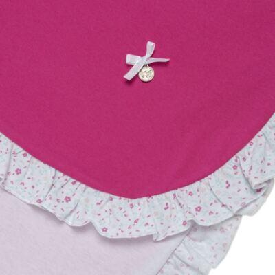 Imagem 7 do produto Jogo Maternidade para bebe com Macacão e Manta em malha Little Cute - Vicky Lipe - 21381362 JG MATERNIDADE MACA-VESTIDO MALHA ELEFANTINHO-RN