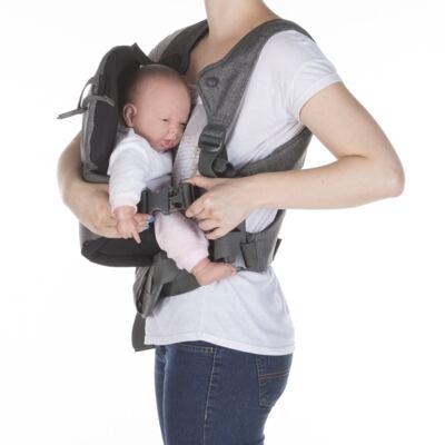 Imagem 3 do produto Canguru Easia Black Denim - Bébé Confort