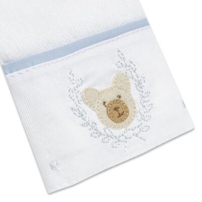 Imagem 2 do produto Kit com 3 paninhos de boca em fralda Ursinho - Roana