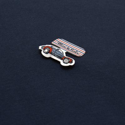 Imagem 2 do produto Manta em algodão egípcio c/ jato de cerâmica e filtro solar fps 50 Off Road - Mini & Kids