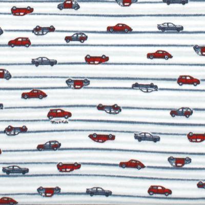 Imagem 3 do produto Manta em algodão egípcio c/ jato de cerâmica e filtro solar fps 50 Off Road - Mini & Kids