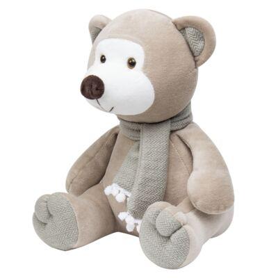 Imagem 3 do produto Kit Bichinhos: Leão Esticadinho & Ursinho Chocalho em plush - Anjos Baby