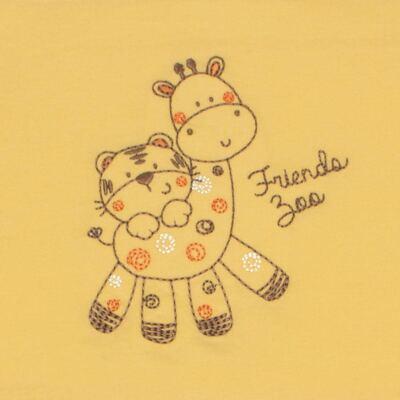 Imagem 2 do produto Jogo de lençol para berço em malha Safari - Classic for Baby