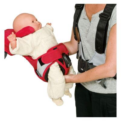 Imagem 4 do produto Canguru Welcom Excel Intense Red - Bébé Confort