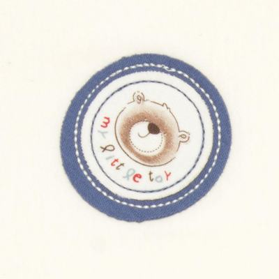 Imagem 2 do produto Manta forrada em malha Bear Toys - Classic for Baby