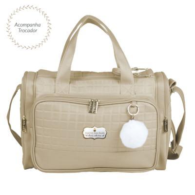 Imagem 1 do produto Bolsa para bebe Anne Bunny Ouro - Masterbag