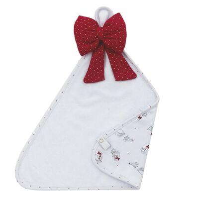 Imagem 1 do produto Naninha para bebe atoalhada Noblesse - Dedeka