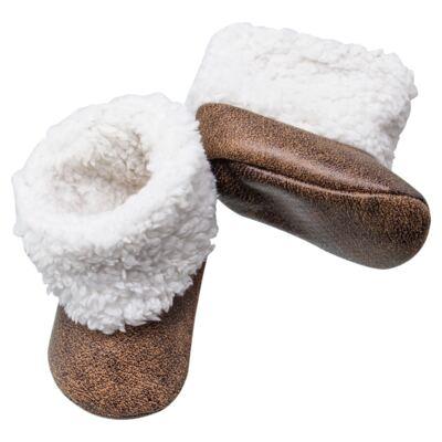 Imagem 3 do produto Bota em couro eco Ursinho - Roana