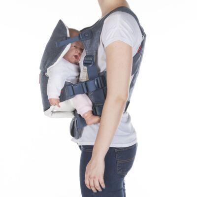 Imagem 4 do produto Canguru Easia Pure Denim - Bébé Confort