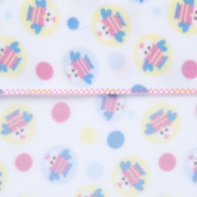 Imagem 2 do produto Manta para bebe em microsoft Corujinha - Dedeka