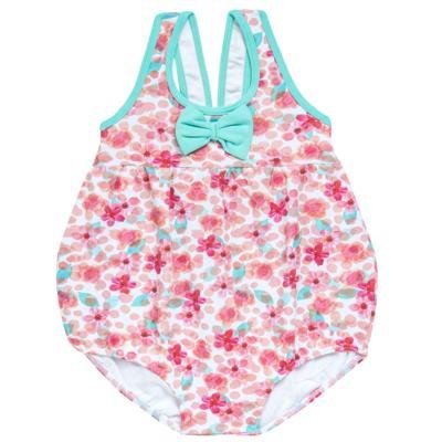 Imagem 1 do produto Maiô para bebe em lycra Zilá - Dedeka - DDK17404/E144 Maio Floral -3