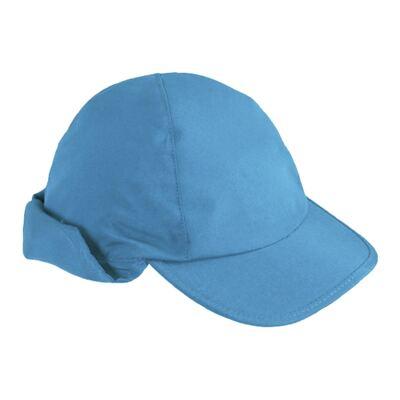 Imagem 1 do produto Boné c/ proteção em microfibra Azul - Dedeka