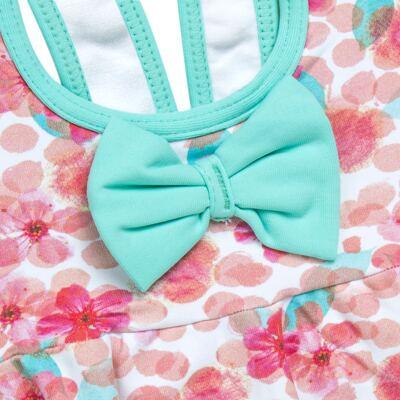 Imagem 2 do produto Maiô para bebe em lycra Zilá - Dedeka - DDK17404/E144 Maio Floral -2