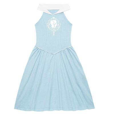 Imagem 2 do produto Camisola em malha Frozen Elsa - Disney by Fefa - 390.00.3014 CAMISOLA FROZEN UNICA -2