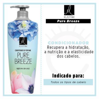 Imagem 2 do produto Elastine Pure Breeze - Condicionador de Perfume - 400ml