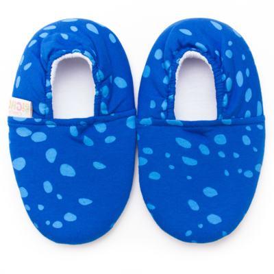 Imagem 1 do produto Pantufa Blue Spots - Cara de Criança - P2347 ARRAIA P PANTUFA M/MALHA-23/24