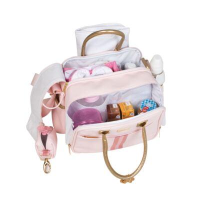 Imagem 2 do produto Bolsa térmica para bebe Amy Sweet Rosa - Masterbag