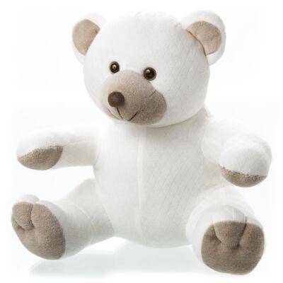 Imagem 1 do produto Bichinho Chocalho em suedine Ursinho - Anjos Baby