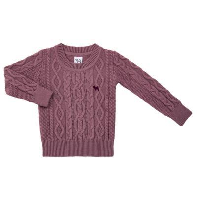 Imagem 1 do produto Suéter em tricot Uva - Charpey