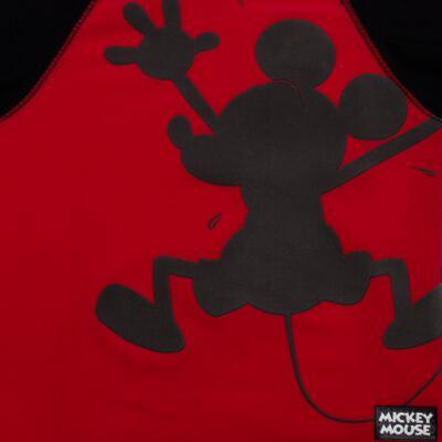 Imagem 2 do produto Camiseta Surfista em lycra Mickey FPS 50 - Disney by Fefa - 390.00.1205 CAM SURF MICKEY ESCONDIDO UNICA -G