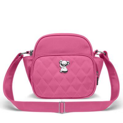 Imagem 3 do produto Kit Mala Maternidade para bebe + Frasqueira Térmica Guadalupe + Trocador Portátil Colors Pink - Classic for Baby Bags