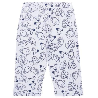 Imagem 4 do produto Pijama curto em malha Pinguinzinho - Cara de Sono