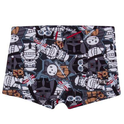 Imagem 6 do produto Conjunto de Banho Biel Vader: Roupão + Sunga - Cara de Criança - KIT 1 2917: SB2917+RO2917 SUNGA VIEL DAS ESTRELAS + ROUPAO-6
