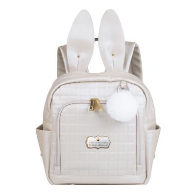 Imagem 1 do produto Mochila maternidade Bunny Pérola - Masterbag - MB11BUN309.11 MOCHILA BUNNY PÉROLA