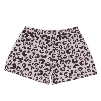 Imagem 7 do produto Pijama curto que Brilha no Escuro Onça Pintada - Cara de Criança - U1820 ONCA PINTADA PIJAMA-CURTO M/MALHA -1