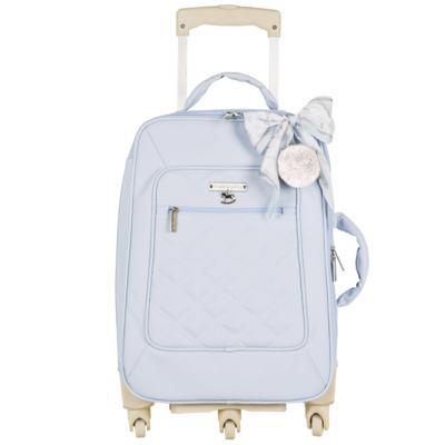 Imagem 2 do produto Mala maternidade com Rodízio + Bolsa Anne + Bolsa térmica organizadora Soldadinho Azul - Masterbag