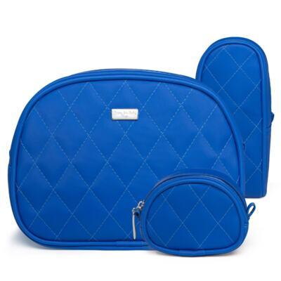 Imagem 4 do produto Kit Acessórios para bebe + Bolsa Viagem + Frasqueira Térmica Colors Klein - Classic for Baby Bags