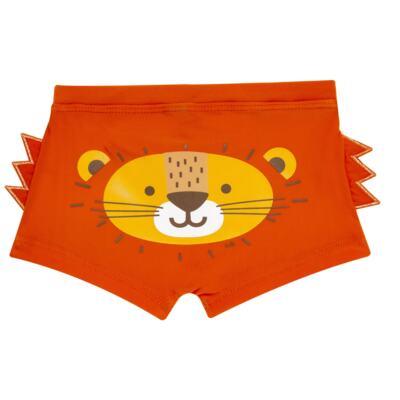 Imagem 4 do produto Conjunto de Banho Lion: Camiseta + Sunga Boxer - KIT 1 1922 CCAB+SBB LEAOZINHO-G