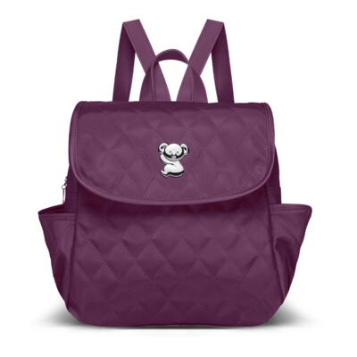 Imagem 2 do produto Mochila maternidade + Necessaire Farmacinha Colors Grape  - Classic for Baby Bags