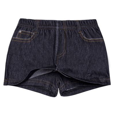 Imagem 2 do produto Shorts Saia para bebe em fleece Jeanswear - Bibe - 10P11-208 SH FEM LOEIL PEQ-GG
