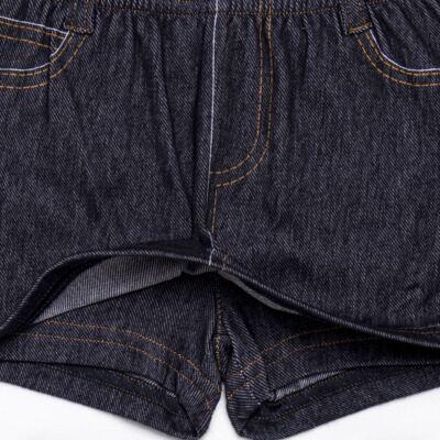 Imagem 3 do produto Shorts Saia para bebe em fleece Jeanswear - Bibe - 10P11-208 SH FEM LOEIL PEQ-GG