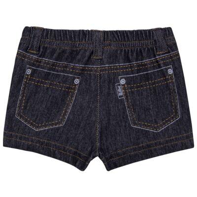 Imagem 4 do produto Shorts Saia para bebe em fleece Jeanswear - Bibe - 10P11-208 SH FEM LOEIL PEQ-GG