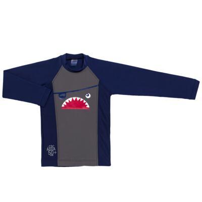 Imagem 2 do produto Conjunto de Banho Tuba: Camiseta surfista + Sunga - Cara de Criança - KIT 2 2571: SB2571+CSAL2571-1
