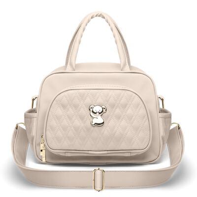 Imagem 3 do produto Mochila + Bolsa térmica Milão + Bolsa térmica Firenze Golden Koala Caqui - Classic for Baby Bags
