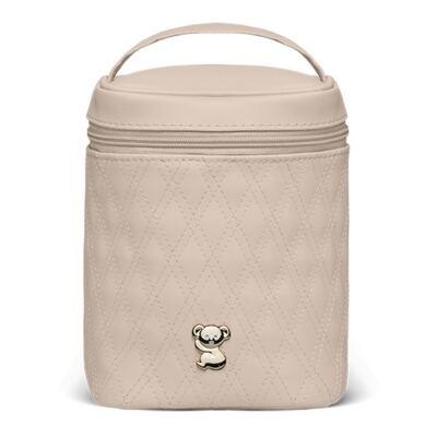 Imagem 4 do produto Mochila + Bolsa térmica Milão + Bolsa térmica Firenze Golden Koala Caqui - Classic for Baby Bags