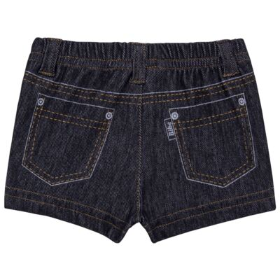 Imagem 4 do produto Shorts Saia para bebe em fleece Jeanswear - Bibe - 10P11-208 SH FEM LOEIL PEQ-G