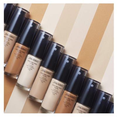 Imagem 4 do produto Base Liquida Shiseido - Synchro Skin Glow Luminizing Fluid Foundation SPF 20 - N4