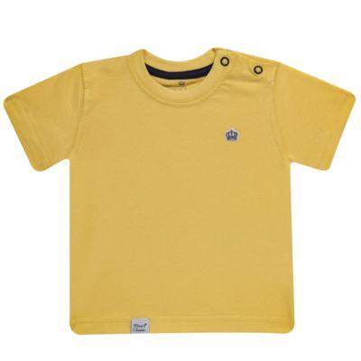 Imagem 1 do produto Camiseta em malha Amarela - Mini & Classic - 6003672 CAMISETA MC MALHA AMARELA-M