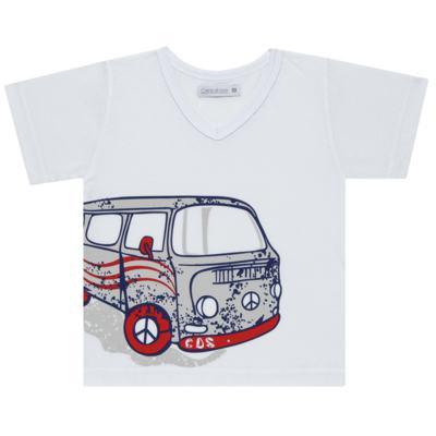 Imagem 2 do produto Pijama Curto em malha Kombi - Cara de Sono