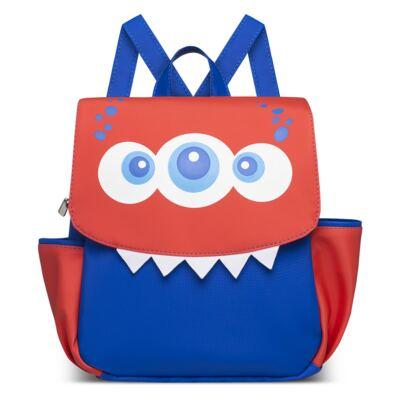 Imagem 2 do produto Kit Mochila + Lancheira Monstrinhos  - Cara de Criança