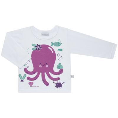 Imagem 2 do produto Pijama longo em malha Polvinha - Cara de Sono - L1994 POLVA L PJ-LONGO M/MALHA -2