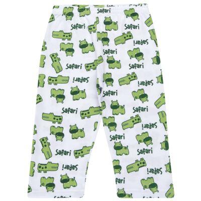 Imagem 4 do produto Pijama longo em malha Safari - Cara de Sono - L2456 SAFARI L PJ-LONGO M/MALHA-3