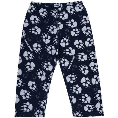 Imagem 6 do produto Pijama longo que Brilha no Escuro Panther - Cara de Criança - L2289 PANTERA L PJ LONGO M/MALHA -2