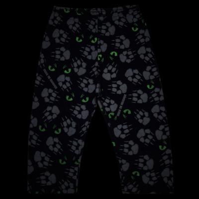Imagem 7 do produto Pijama longo que Brilha no Escuro Panther - Cara de Criança - L2289 PANTERA L PJ LONGO M/MALHA -2